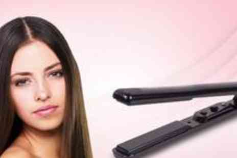 H2D - H2D MK5 Tourmaline ceramic straightener - Save 61%