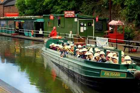 Dudley Canal Trust - Limestone Caverns Boat Tour - Save 35%