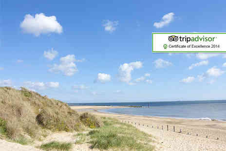 Henry's on the Prom - Two night Norfolk break for two including breakfast  - Save 63%