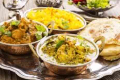 Asiana Fine Indian Cuisine - Indian meal with naan bread or pilau rice for two - Save 50%