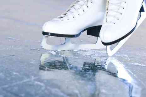 Hawley Garden - Outdoor Ice Skating For Two  - Save 41%