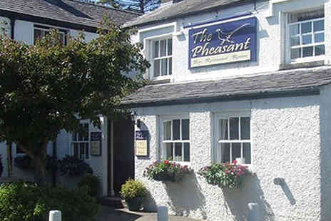 The Pheasant Inn - Two nights stay for two in Cumbria - Save 50%