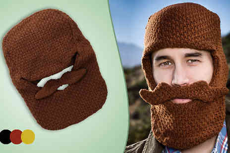 Beard Head - Original Beard Head Knitted Hat - Save 50%