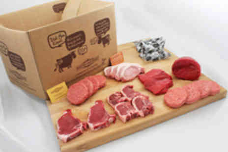 Westin Gourmet - Best of British Meat Hamper - Save 51%