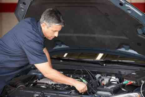 Fast Lane Cars - Winter car service including an oil and filter change - Save 52%