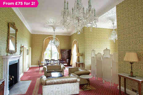 Donnington Grove Country Club - A Gothic Country House Amid Verdant Parkland - Save 53%