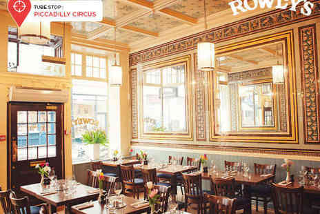 Rowleys - Chateaubriand for Two - Save 47%