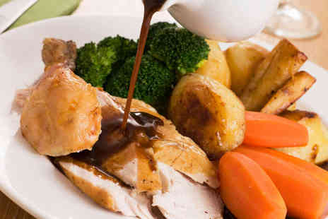 Dobbins Inn Hotel - Sunday Lunch for Two - Save 50%