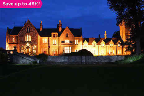 Mellington Hall Hotel - Style and Comfort in a Victorian Mid Wales Mansion - Save 46%