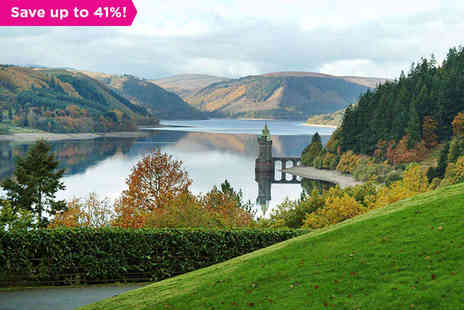 Lake Vyrnwy Hotel and Spa - Absorb Unrivalled Vistas in the Victorian Reserve of Lake Vyrnwy - Save 41%