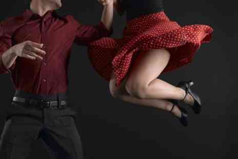 Ginger Jive - Six Modern Jive Lessons and Social Evenings - Save 75%