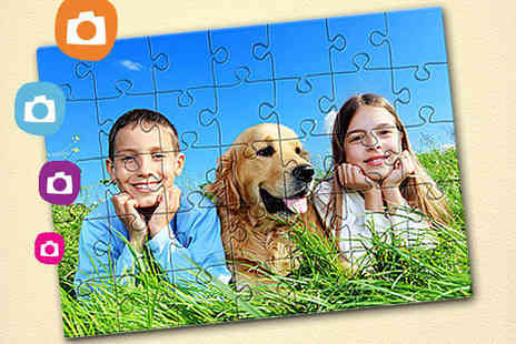 Uk Photo Deals - Photo Jigsaw Puzzle - Save 55%