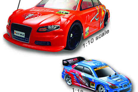 Xyte - 1:10 Scale R/C Drift Racer - Save 44%