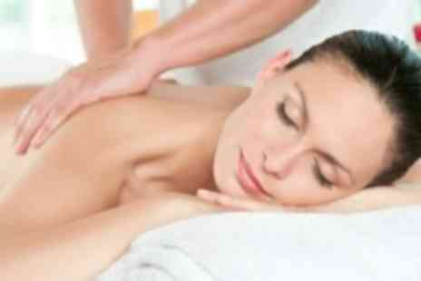 Back Physiotherapy - 60 minute sports massage - Save 50%