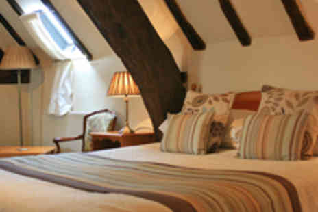 The Crown Country Inn - One night Scenic Shropshire Break for Two - Save 53%