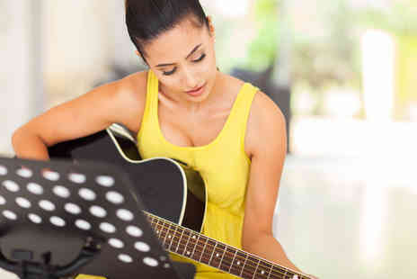 Performance Music - 30 minute music lessons - Save 68%