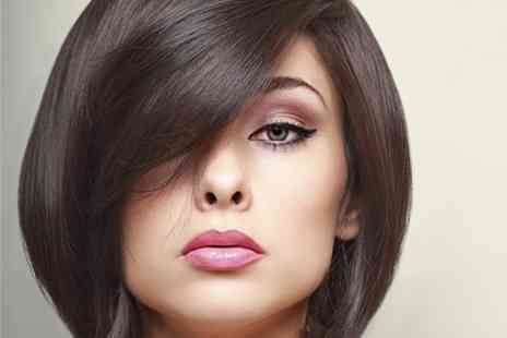 Burlingtons - Cut Wash and Blow Dry With Colour or Highlights - Save 73%