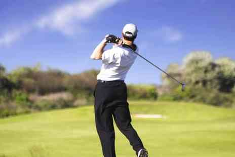 Crowlands Heath Golf Club - 18 Golf Holes Plus Range Balls and Food For Two - Save 59%