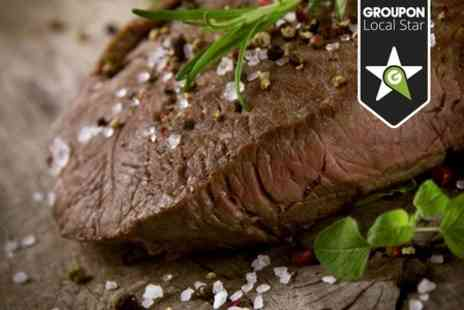 The Hale Kitchen & Bar - Chateaubriand For Two  With Bottle of Champagne - Save 57%
