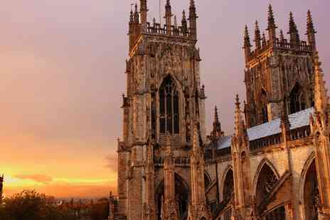 Queen Annes Guest House - Two nights at the Queen Annes by York Minster including breakfast - Save 41%