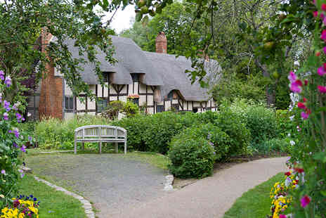 Anne Hathaways Cottage -  Entry to Shakespeare Birthplace Trust - Save 37%
