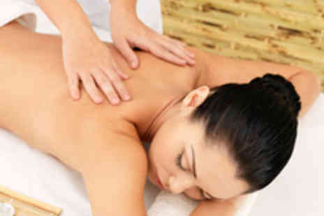 Rolle Therapy - Central London Massage Package Including Mini Facial - Save 55%