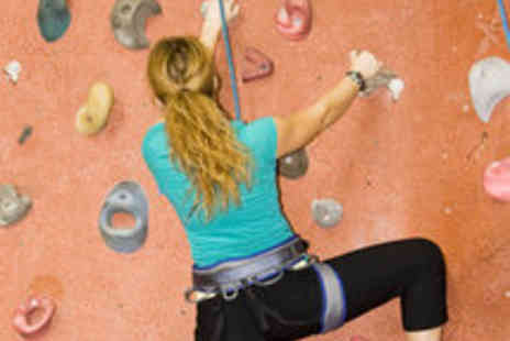 Alter Rock - Three Hour Introduction to Rope Climbing - Save 53%