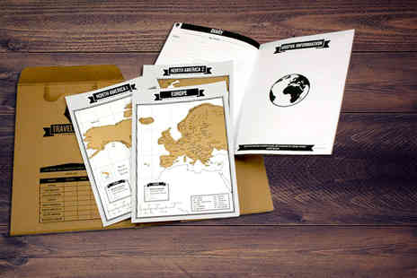 Luckies - 64 page Travelogue journal - Save 37%