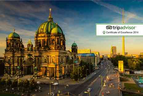 iFly Holidays - Two night stay Berlin break with return flights - Save 25%