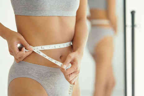 A New U Body Clinic - Three Ultrasonic Lipo Sessions with One Month's Use of Vibration Plate - Save 58%