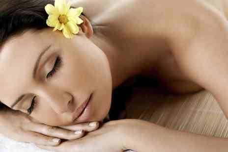 The Beauty Lounge - Pamper Package With Choice of Two Treatments - Save 56%