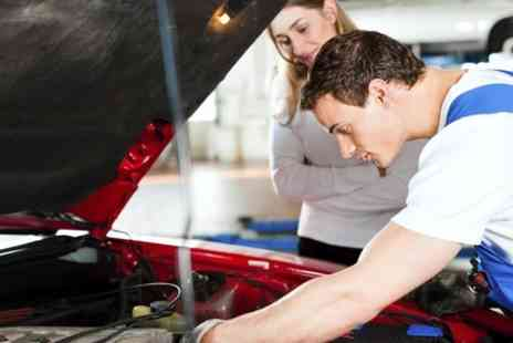 Gordons Carzone - 50 Point Winter Car Service With Oil Change  - Save 50%