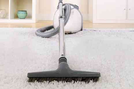 Diamond Cleaning - Two  Rooms Carpet Cleaning  Plus Hallway or Stairs with Diamond Cleaning - Save 52%