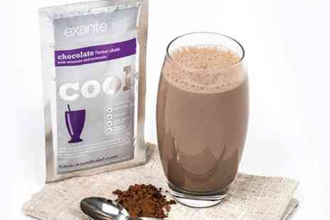 Exante Diet - Exante Meal Replacement Shakes - Save 55%
