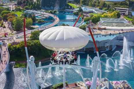 Hotel Plaza - Explore the Futuroscope Theme Park while staying  - Save 40%