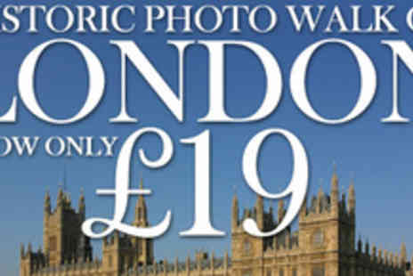 Photo Walks Of London - Photographic tour of the London - Save 60%