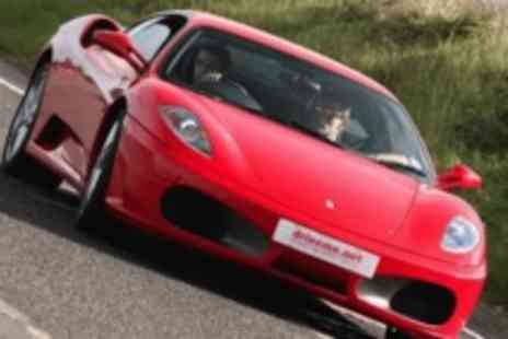 Drive Me - Junior Supercar Driving Experience - Save 67%