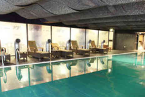 The Scotsman Hotel - The Scotsman Spa Day with Spa Facilities Access and Afternoon Tea - Save 34%