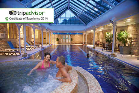 The Spa at Thoresby Hall - Spa day for two including a two course spa lunch and access to all facilities - Save 69%