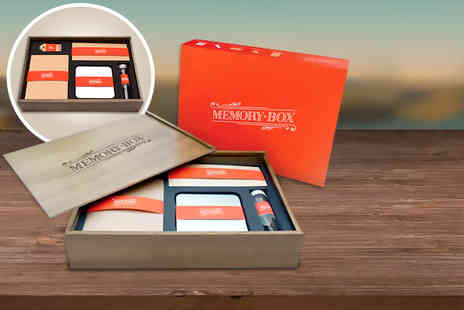 Luckies - five piece vintage inspired memory box storage set - Save 40%