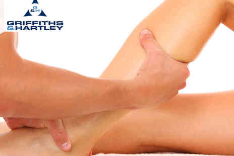 Griffiths & Hartley Physiotherapy - 45 Minute Physiotherapy Assessment and One 30 Minute Treatment - Save 68%