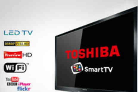 PRC Direct - Toshiba Regza 37inch 37UL863B HD LED Smart TV with three year warranty - Save 55%