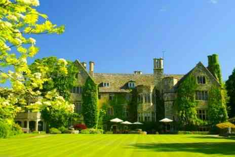 Stonehouse Court Hotel - One Night stay For Two With Breakfast - Save 45%