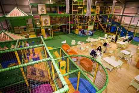 Coconuts - Exclusive Hire of Soft Play Area For Kids Party  - Save 48%