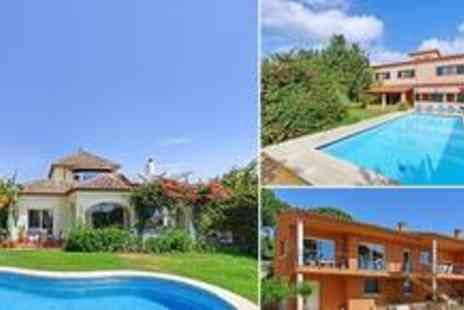 Solmar Villas - Self catering Mediterranean villa for up to eight people - Save 59%
