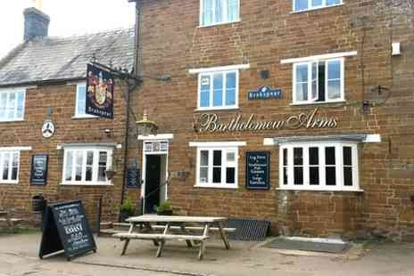 Bartholomew Arms - Towcester Stay For Two With Breakfast - Save 55%