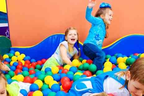 Tigers Indoor Play - Entry For Two to Kids Soft Play - Save 69%