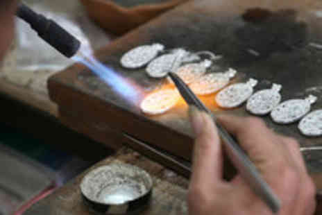 Jewellery Course - Precious Metal Clay Jewellery Workshop for One  - Save 53%