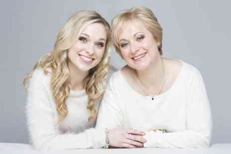 Photo Nottingham - Mother and Daughter Makeover Photoshoot - Save 95%