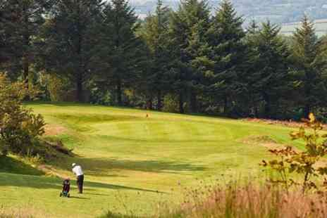 Carmarthen Golf - 18 Golf  Holes With Coffee For Two - Save 57%
